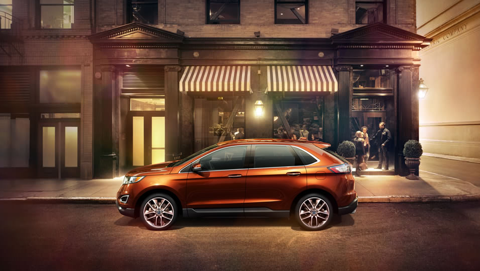 A Five Star Overall Safety Rating From The National Highway Traffic Safety Administration Nhtsa Has Been Presented To The  Ford Edge In The Nthsas